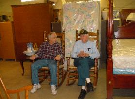 H & H Furniture We Buy Furniture & Working Appliances 706 866 4330